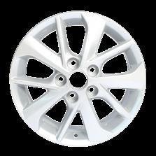 【9折套装】丰途严选/HG5005 16寸低压铸造轮毂 孔距5X114.3 丰田卡罗拉原厂款