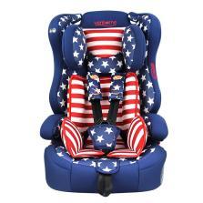文博仕 WBS-EA 车用儿童安全座椅 9个月-12岁宝宝 3C认证【美国队长】