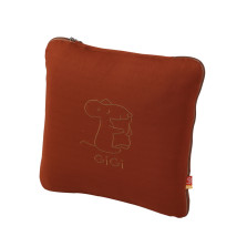 GIGI G-1070(A、E、U)车用护腰靠 大抱枕被子两用 【棕色】