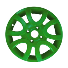 卡莱斯C37-绿色 手可撕型轮毂自喷膜胶汽车改装改色膜
