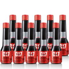 巴斯夫原液G17 燃油宝/汽油添加剂 奥迪奔驰宝马大众清积碳 10瓶装(10瓶*60ml)