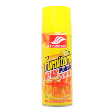 好顺/HAOSHUN 柠檬百丽珠/多功能泡沫清洁剂 车家两用免水洗喷蜡(1瓶*450ml)H-1036