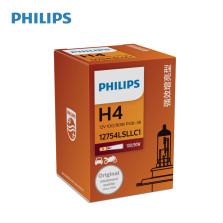 飞利浦/PHILIPS 12V 标准卤素灯 小太阳系列 增亮型 H4 100/90W 单只 12754