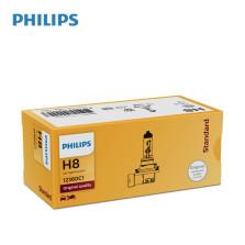 飞利浦/PHILIPS 12V 标准卤素灯 替换系列 标准型 H8 35W 单只 12360