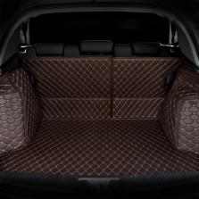 轩利 全包围专属定制五层复合材质后备箱垫【咖啡色】【多色可选】