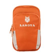 狼牙/LANG YA 手机臂包 旅游骑行运动臂带手腕包【橙色大号】LY-50112