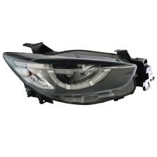 台湾秀山 大灯 马自达CX-5 适用【适用于任意年款】 双光大灯近光双光透镜