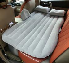 ELENIK 车载旅行床车中床汽车后排充气床垫 SUV和轿车通用【灰色有档】