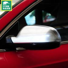 NFS 奥迪A6L 升级S级镀铬电镀后视镜壳 倒车镜壳 12-13年款【不带辅助】