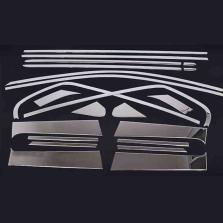 NFS 雪佛兰创酷 车窗饰条 车身亮条 14款/16款 上窗+中柱【20件套】