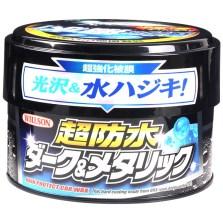 WILLSON/威颂 日本原装进口 超防水蜡 01103 310g【深色&金属色车漆用】