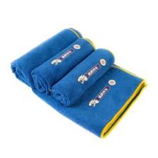 途虎定制 汽车洗车毛巾吸水擦车巾【套装九】细纤维大号*1+细纤维小号*2