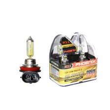飞尼科斯/PHOENIX 黄金眼升级灯泡 12516  H11(AS) 2700K 55W【下单请备注车型】