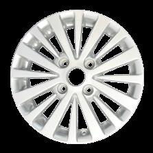 【四只套装】丰途严选/HG5009 15寸低压铸造轮毂 孔距4*114.3 凯越