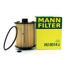 曼牌/MANNFILTER 机油滤清器 HU8014z