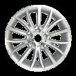 【四只套装】丰途严选/HG5014 18寸低压铸造轮毂 孔距5*120 宝马525LI