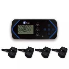 布古胎压监测 M1 四轮同显胎压报警器 内置款 支持安装