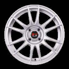 【四只套装】丰途/华固HG2661 16寸 低压铸造轮毂 孔距4X100 ET38银色涂装