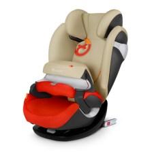 德国 cybex/赛百适 pallas m-fix 儿童安全座椅isofix 9个月-12岁 欧洲ADAC认证【秋叶金】