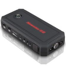 【送赠品】纽曼 10000毫安汽车应急启动电源W18精英版 灰色+黑色/深灰色(新老包装随机发货)