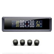 360 太阳能胎压监测器 无线高精度汽车轮胎报警器【外置】JP703