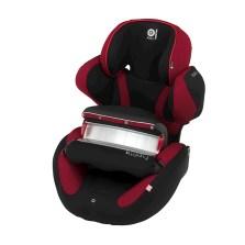 德国Kiddy/奇蒂 超能者系列 前置护体可坐躺儿童安全座椅  欧洲ADAC认证 9个月-4岁(伦巴红)