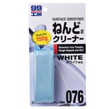 SOFT 99工房 打蜡前车身去污剂 白色及浅色车用 076