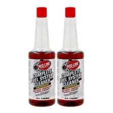 红线/RedLineSI-1美国进口燃油宝清除积碳汽油添加剂60103【2瓶装*443ml】