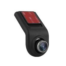 凌度 DT180 隐藏式USB行车记录仪 无光夜视 固定测速预警