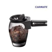CARMATE/快美特 露力系列 天然石头香水 空调出风口香水 不含酒精【清新西柚味】CFR691