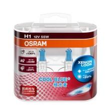 欧司朗/OSRAM 极光者 COOL BLUE 升级型卤素灯H1 64150CB 4200K 【双只】暖白光