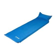 德国TAWA 防潮垫单人加宽加厚充气垫 户外帐篷气垫自驾野营自动可拼接充气床【天蓝色】5221