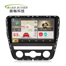 路畅/Roadrover 百变T800八核安卓大屏智能车机 中控导航仪语音导航+倒车影像