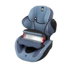 德国Kiddy/奇蒂 超能者系列 前置护体可坐躺儿童安全座椅 欧洲ADAC认证 9个月-4岁(牛仔蓝)