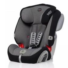宝得适/Britax  全能百变王 9个月-12岁汽车儿童安全座椅 3c认证(岩石灰)