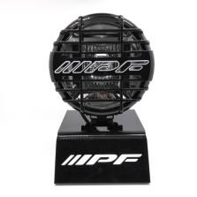 日本IPF     原装进口 H968XD   7寸圆型HID辅助灯具【一对装】
