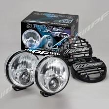日本IPF   原装进口 950SRL   7寸圆型led辅助灯具带灯罩【一对装】