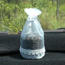 行狐 车载竹炭包汽车用除异味除甲醛活性炭包除味新车去味碳包车内用品