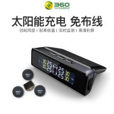 360胎压监测仪Plus 太阳能外置款 JP806 黑色