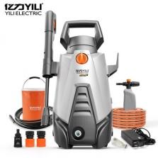 亿力 高压洗车机锂电池充电式清洗机车载便携式刷车水泵洗车器YLQ4670D-A
