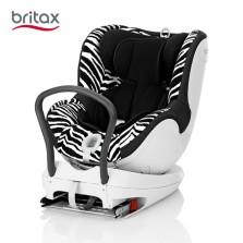宝得适/Britax 双面骑士Dualfix 儿童安全座椅 isofix  0-4周岁 (小斑马)