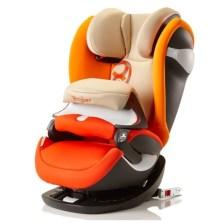 德国 cybex/赛百适 pallas m-fix 儿童安全座椅isofix 9个月-12岁【秋叶金】