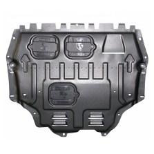 【新品特价】睿卡 锰钢汽车发动机下护板  改装配件专用发动机护板【锰钢】