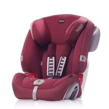 宝得适/Britax  全能百变王 9个月-12岁汽车儿童安全座椅 3c认证(宝石红)