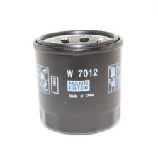 曼牌/MANNFILTER 机油滤清器 W7012