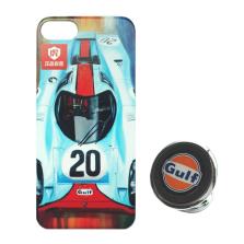 海湾润滑油 定制款礼包(iphone7/8手机壳+金属车载手机支架)