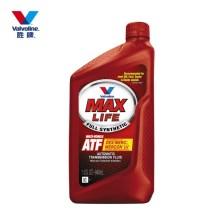 美国胜牌/Valvoline ATF 星冠全合成自动变速箱油 1QT(946ML)MAXLIFE DEX/MERC ATF 【VV3246】