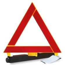 火焰战士 车用三脚架二件套 年检必备 (警示牌+反光条)