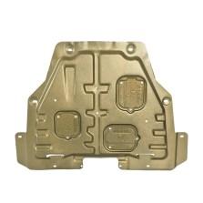 【新品特价】睿卡 铝镁合金发动机下护板  改装配件专用发动机护板【铝镁合金】