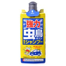 SOFT99 雨中舞 去虫胶/鸟粪洗车液洗车水蜡清洁剂 SF-04288 原装进口